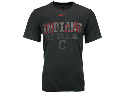 Cleveland Indians Nike MLB Men's Legend Team Issue T-Shirt