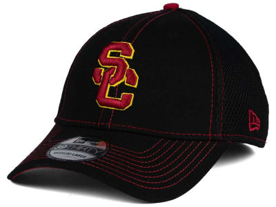 USC Trojans New Era NCAA Crux Line Neo 39THIRTY Cap