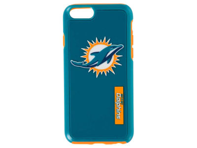 Miami Dolphins Iphone 6 Impact Dual Hybrid Case