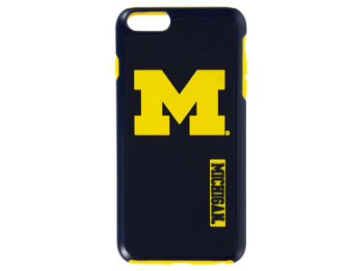 Michigan Wolverines Iphone 6 Impact Dual Hybrid Case
