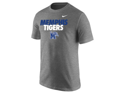 Memphis Tigers NCAA Men's Stacked Cotton T-Shirt