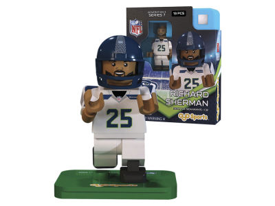 Seattle Seahawks Sherman OYO Figure Generation 3