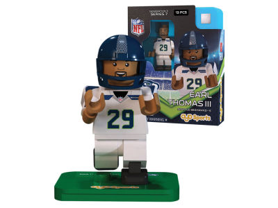 Seattle Seahawks Earl Thomas OYO Figure Generation 3