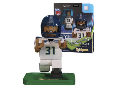 Seattle Seahawks Kam Chancellor OYO Figure Generation 3