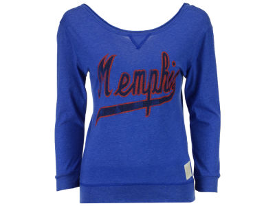 Memphis Tigers NCAA Women's Hi Lo Long Sleeve T-Shirt