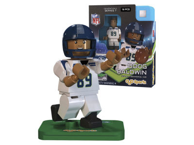 Seattle Seahawks Doug Baldwin OYO Figure Generation 3