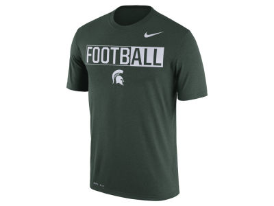 Michigan State Spartans Nike NCAA Men's Legend Football T-Shirt