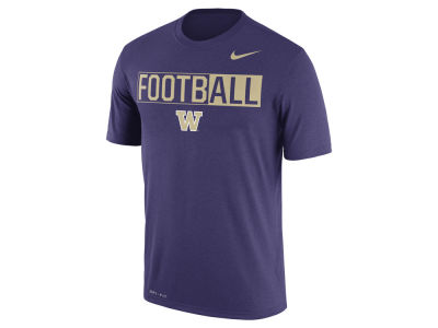 Washington Huskies Nike NCAA Men's Legend Football T-Shirt
