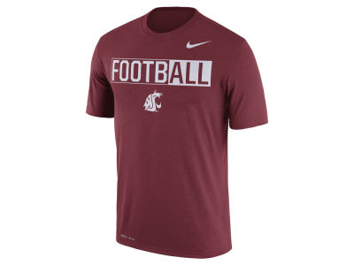 Washington State Cougars Nike NCAA Men's Legend Football T-Shirt
