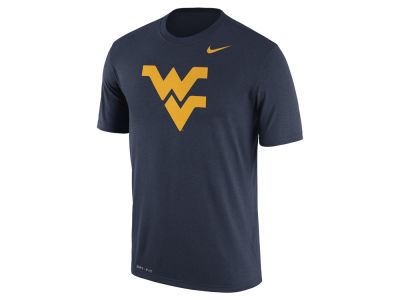 West Virginia Mountaineers Nike NCAA Men's Legend Logo T-Shirt