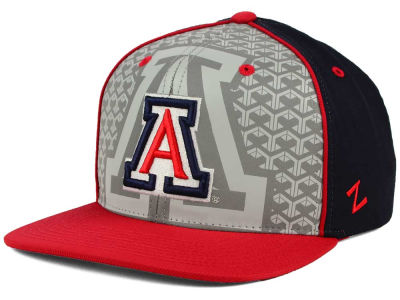 Arizona Wildcats Zephyr NCAA Reflector Snapback Cap