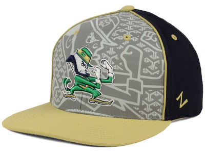 Notre Dame Fighting Irish Zephyr NCAA Reflector Snapback Cap