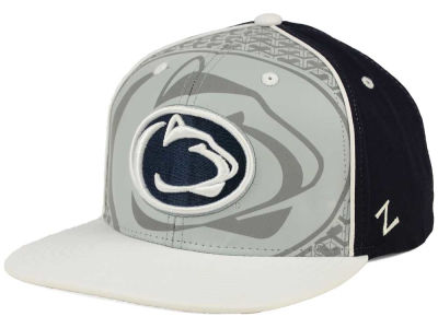 Penn State Nittany Lions Zephyr NCAA Reflector Snapback Cap