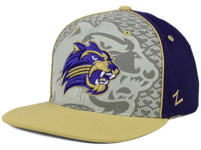 Western Carolina Catamounts Zephyr NCAA Reflector Snapback Cap