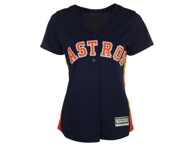Houston Astros MLB Women's Cool Base Jersey