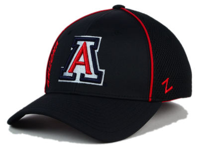 Arizona Wildcats Zephyr NCAA Punisher Stretch Hat