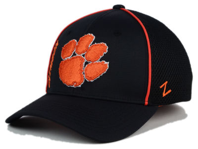 Clemson Tigers Zephyr NCAA Punisher Stretch Hat