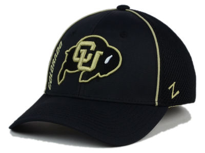 Colorado Buffaloes Zephyr NCAA Punisher Stretch Hat