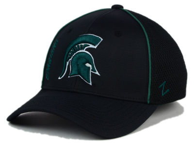 Michigan State Spartans Zephyr NCAA Punisher Stretch Hat