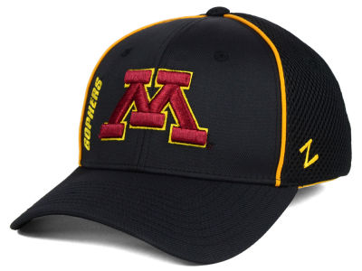 Minnesota Golden Gophers Zephyr NCAA Punisher Stretch Hat