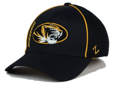 Missouri Tigers Zephyr NCAA Punisher Stretch Hat