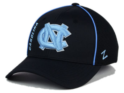 North Carolina Tar Heels Zephyr NCAA Punisher Stretch Hat
