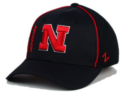 Nebraska Cornhuskers Zephyr NCAA Punisher Stretch Hat
