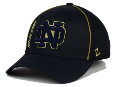 Notre Dame Fighting Irish Zephyr NCAA Punisher Stretch Hat