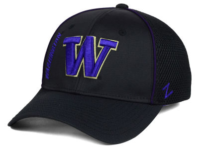 Washington Huskies Zephyr NCAA Punisher Stretch Hat