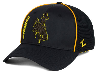 Wyoming Cowboys Zephyr NCAA Punisher Stretch Hat