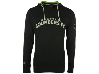Seattle Sounders FC Mitchell and Ness MLS Men's Away Team Hoodie