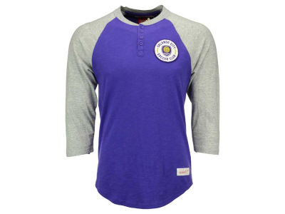 Orlando City SC Mitchell and Ness MLS Men's Unbeaten Henley Shirt