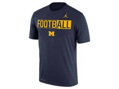 Michigan Wolverines Nike NCAA Men's Legend Football T-Shirt