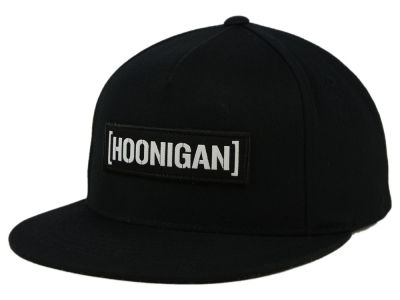 Hoonigan Casual Censor Bar Hat