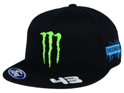 Hoonigan Official Ken Block Team Hat with Monster Claw