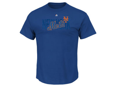 New York Mets Majestic MLB Men's Coop Last Rally T-Shirt