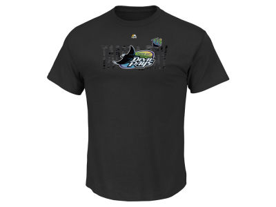 Tampa Bay Rays MLB Men's Coop Last Rally T-Shirt