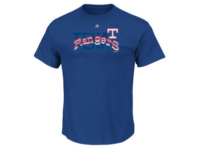 Texas Rangers MLB Men's Coop Last Rally T-Shirt