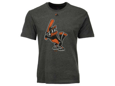 Baltimore Orioles Majestic MLB Men's Leadoff Cooperstown T-Shirt