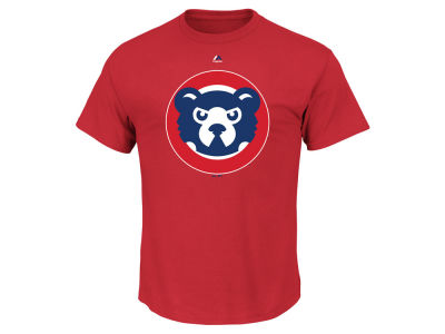 Chicago Cubs MLB Men's Official Legacy Logo T-Shirt