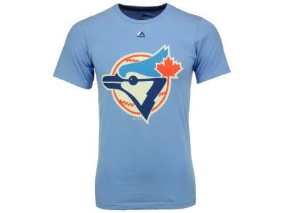 Toronto Blue Jays MLB Men's Cooperstown Legacy Logo T-Shirt