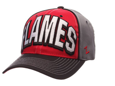 Calgary Flames Zephyr NHL Colossus Adjustable Cap