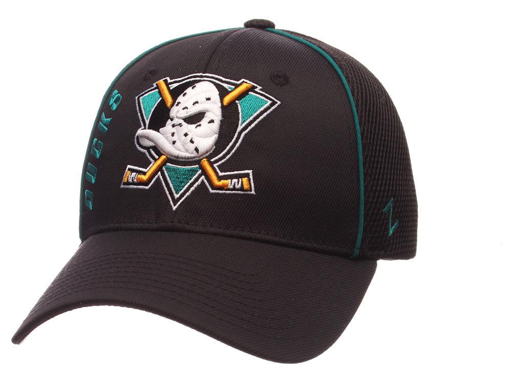 Anaheim Ducks Zephyr NHL Punisher Flex Cap  c11e412efc6