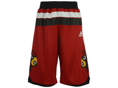 Louisville Cardinals adidas NCAA Men's Basketball Premier Shorts