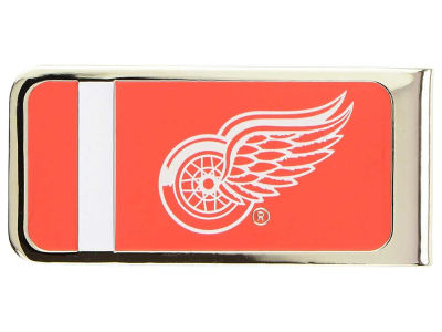 Detroit Red Wings NHL Money Clip