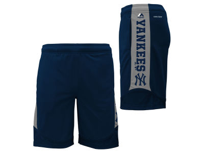 New York Yankees MLB Youth Defiant Performance Short