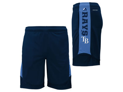 Tampa Bay Rays Majestic MLB Youth Defiant Performance Short