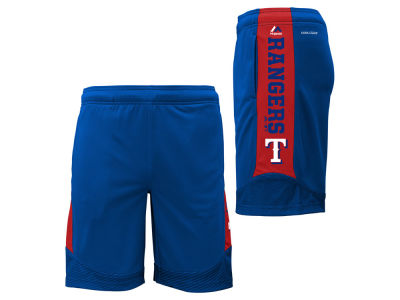 Texas Rangers MLB Youth Defiant Performance Short