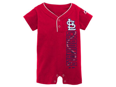 St. Louis Cardinals MLB Infant Romper