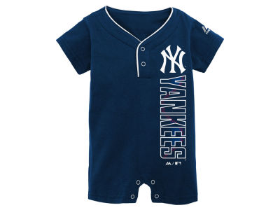 New York Yankees MLB Newborn Romper 2016